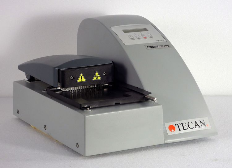 Tecan Columbus Pro Microplate Washer