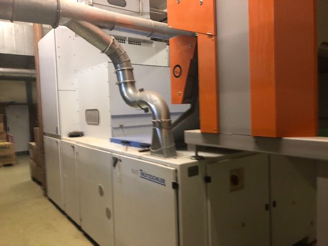 Trützschler CL-C1 Cleaning and opening