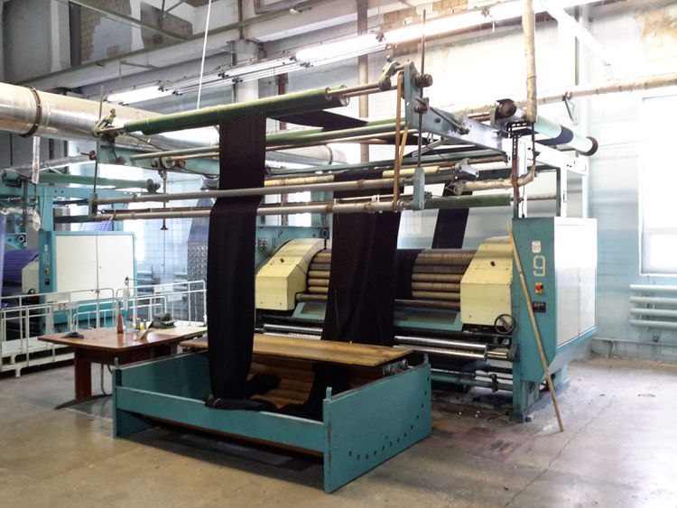 Textima 6723/24 220 Cm Raising machine