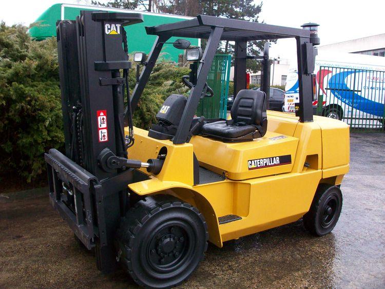 Caterpillar D45K Diesel Forklift 4,500 kg