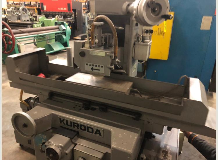 Kuroda grinding machine