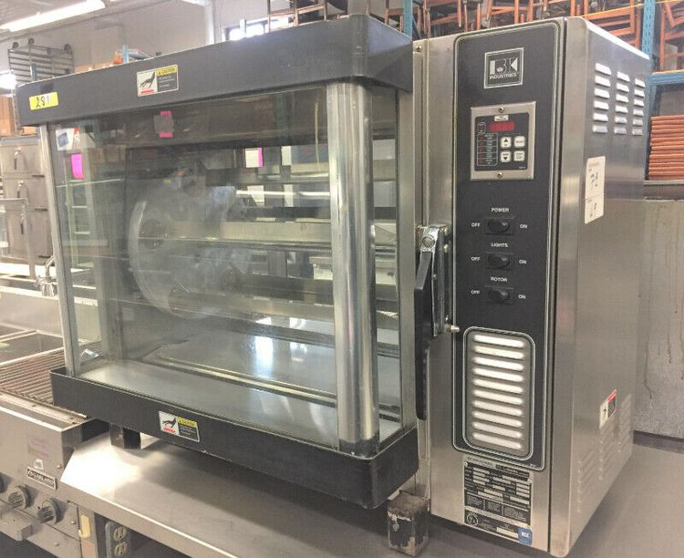BKI DR-34 Electric Chicken Rotisserie
