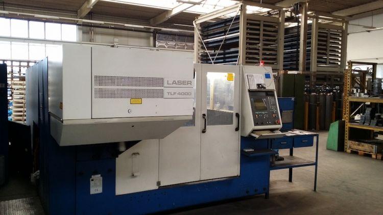Trumpf TCL 3030 - 40000W (3000x1500x115) + LiftMaster Siemens Sinumerik 840 D