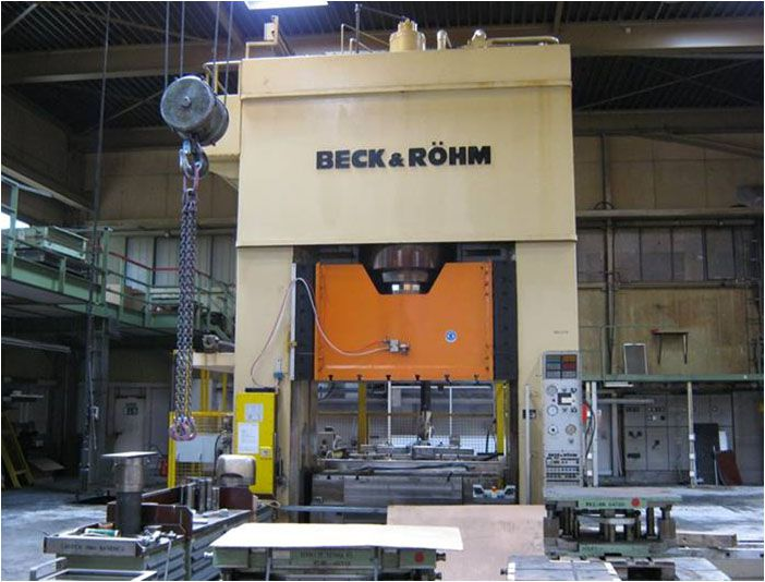 Others BHO ZP1000, Hydraulic deep drawing presses 68 Ton