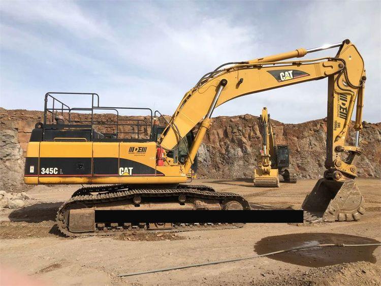 Caterpillar 336DL Crawler Excavators