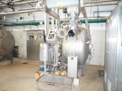 Tecninox 30 kg Jet Dye Machine
