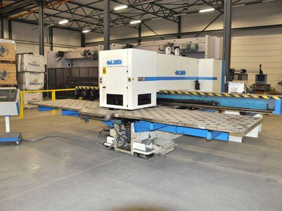 LVD Delta 1250 LB-TK 20 Ton