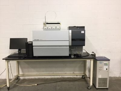 Shimadzu ICPE-9000 Multitype ICP