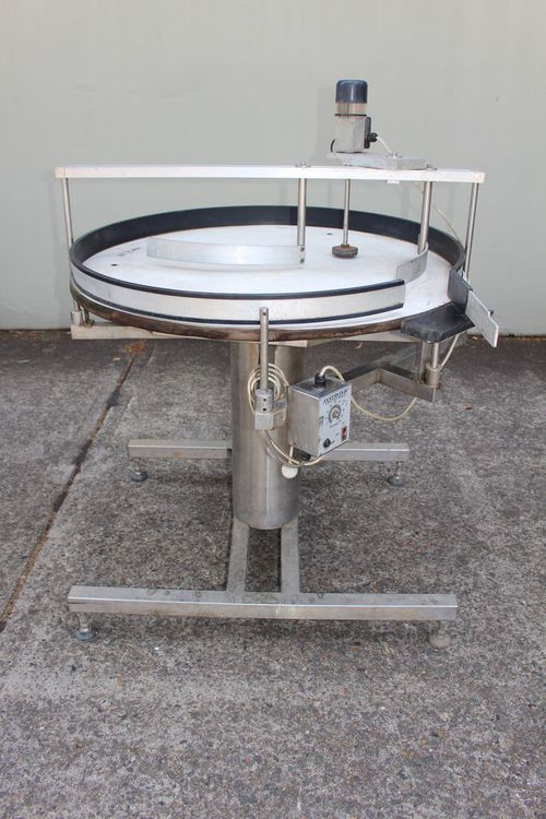 Mourpak Infeed Table