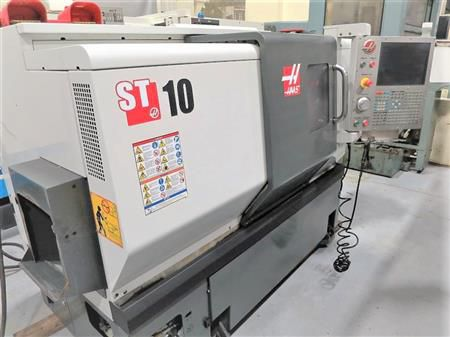 Haas Haas 32 BIT 6000 rpm ST-10T 2 Axis