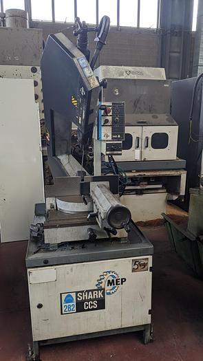 MEP SHARK 282 CCS Band Saw Semi Automatic