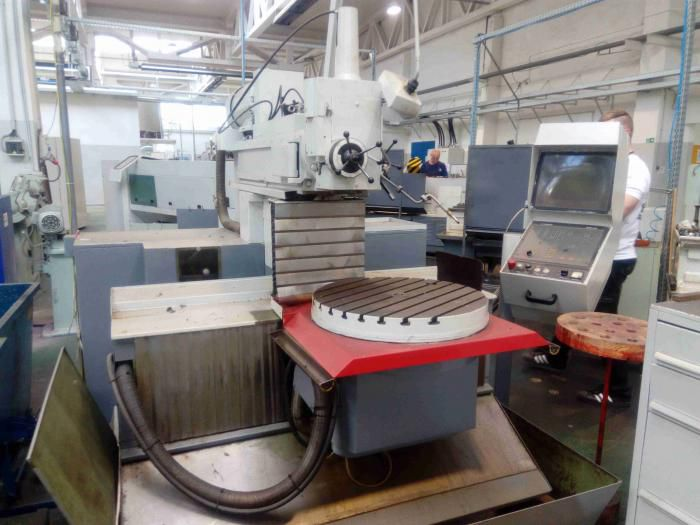 Maho MH 700 C CNC vertical Variable
