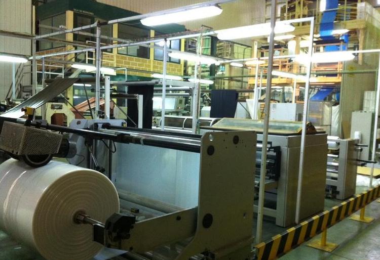Amutec TSC R 1240 Bag making machine