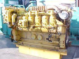 CAT 3512B Core Caterpillar 3512B 1350HP Diesel Marine Engine