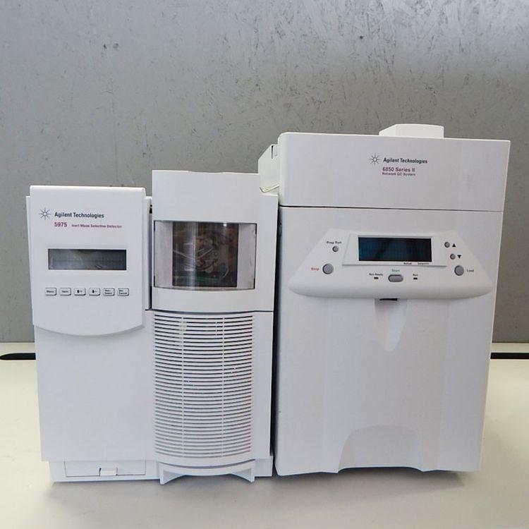 Agilent 5975 Inert MSD with 6850 GC