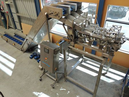 Other V-9 Weighpack Linear Counter Machine
