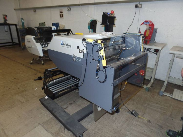 Autobag AB255, PI412CW Automated packaging