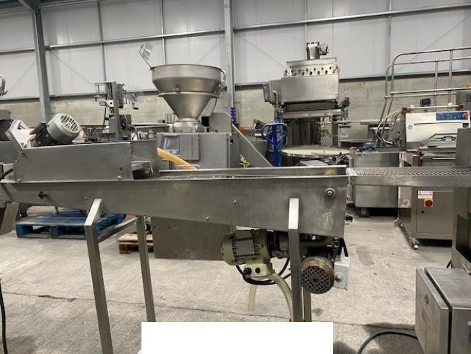 Complete Battering, Breading Frying Line