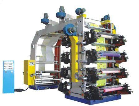 Fubang 1   FB Series Eight-color Flexography Printing Machine