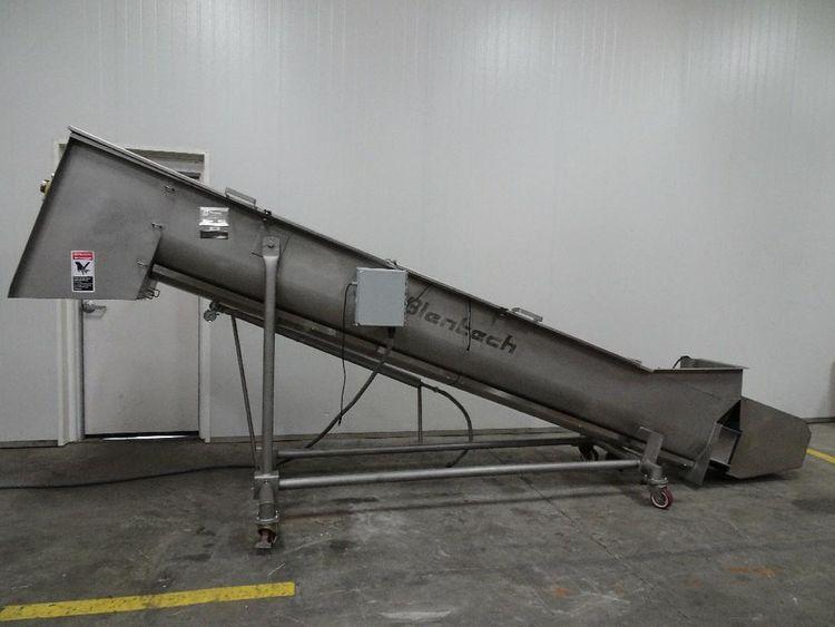 Blentech SC-1812-FJ, SCREW AUGER