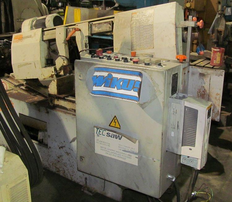 Kasto SBA 260 AU Horizontal Bandsaw Automatic