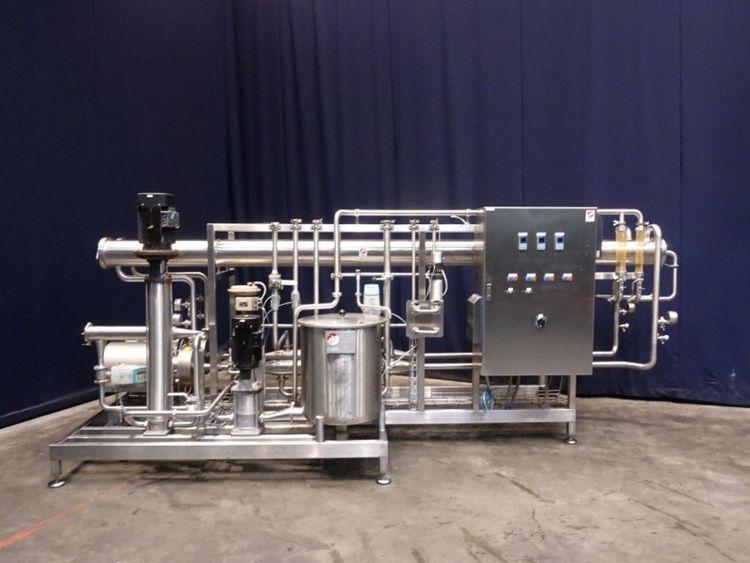 DSS NF Plant Nanofiltration plant