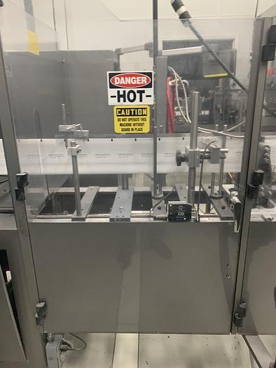 2 Bartelt IM9 horizontal pouch machine