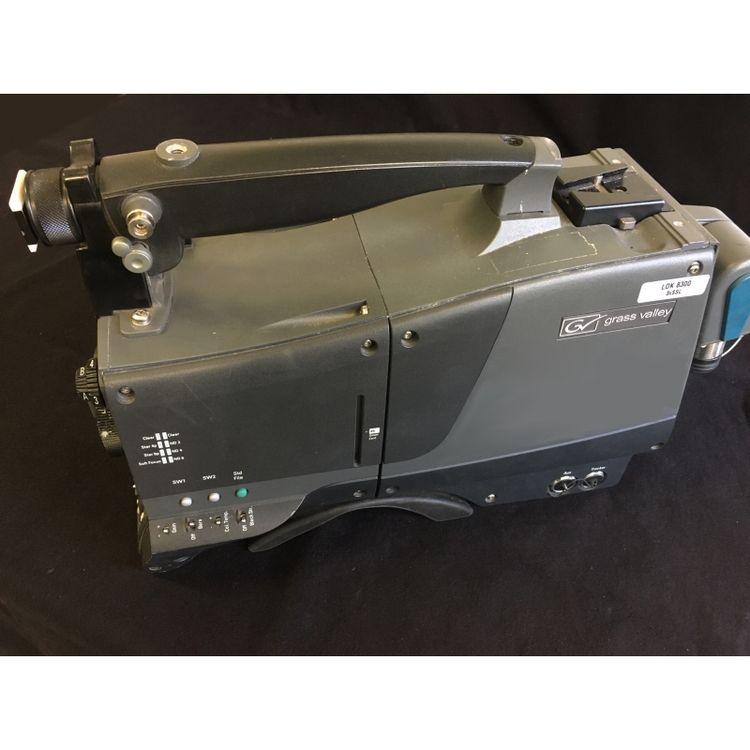 Sony LDK-8300 3G Slomotion camera channel
