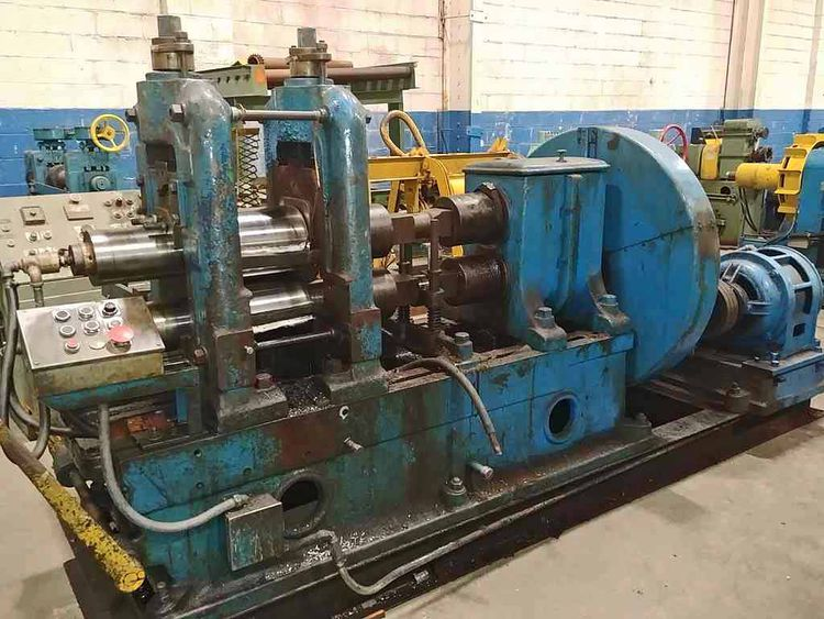 2 HI 1 Stand Rolling Mill