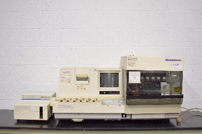 Beckman Coulter Hemoliance Electra 1800C, Automatic Coagulation Analyzer