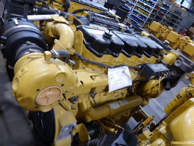 Caterpillar c18 Surplus Caterpillar C18 DITA 479HP Diesel Marine Engine
