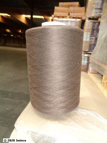 Bamboo & Viscose Yarns Due To Liquidation Carpet Weaver Roger Vanden Berghe Nv