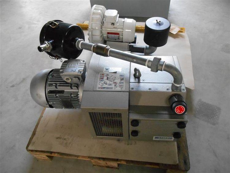 Others KVT 3.80, Vacuum Compressor