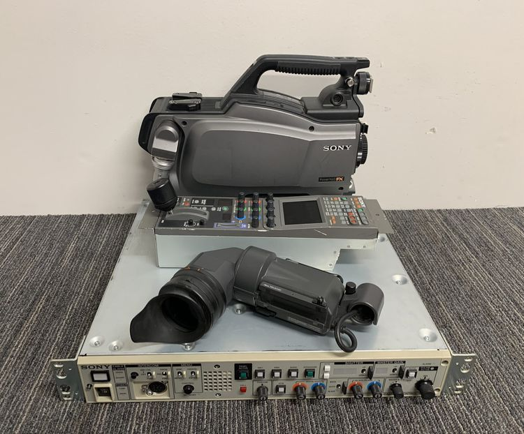 Sony HXC-100 Camera Chain