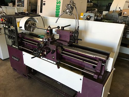 Bridgeport, Romi Engine Lathe 2500 rpm 12-5