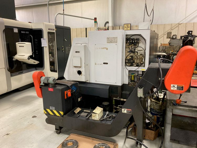 Mazak Mazatrol Nexus 640T Control 5000 RPM Quick Turn 200MS 2 Axis