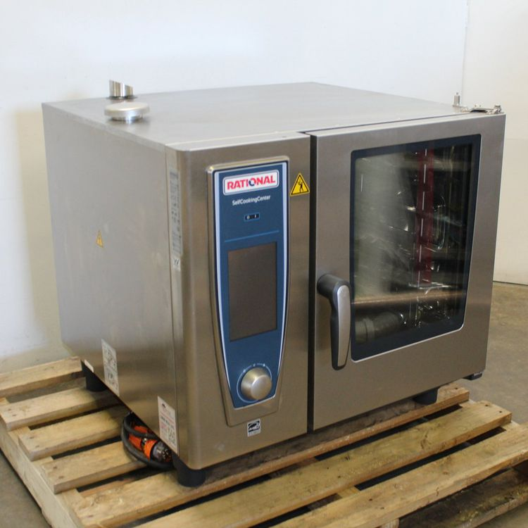 Rational SCC WE 61 10 Tray Combi Oven