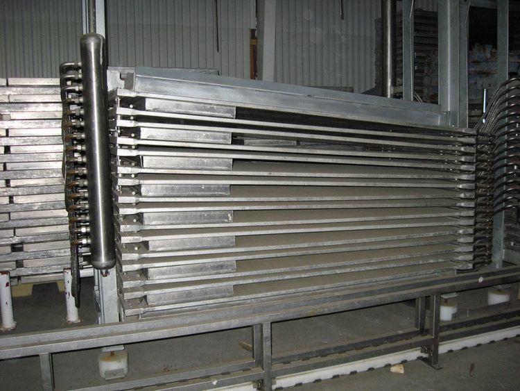Kvaerner KEH-2B-16, Horizontal Plate Freezers