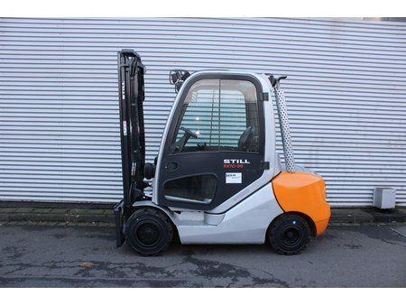 Still RX70-35 3500 kg