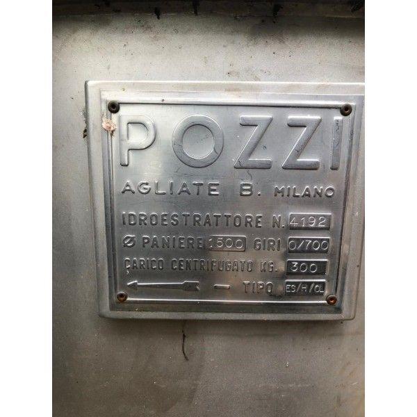 Pozzi ES/H/OL hydroextractor