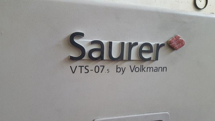 Volkmann VTS 07 Double twisting