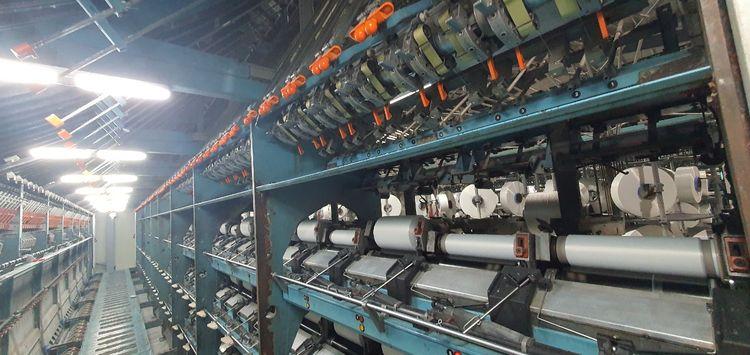 Barmag AFK Texturizing Machine