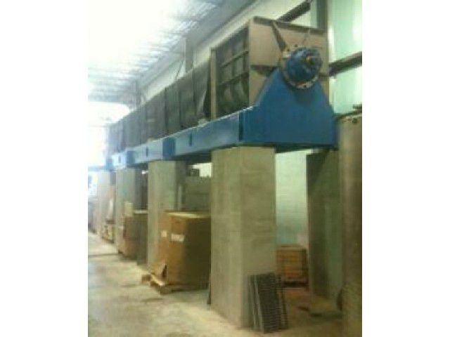 Andritz Dewatering Screw Press