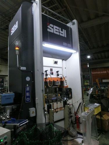 Seyi SD1 200 SERVO 200 Ton