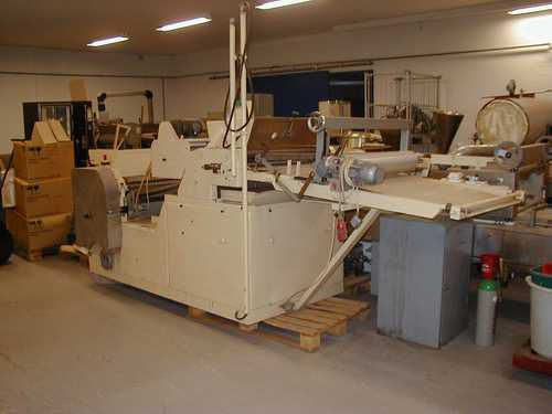 Benier GBA 6504 Rotary Moulder