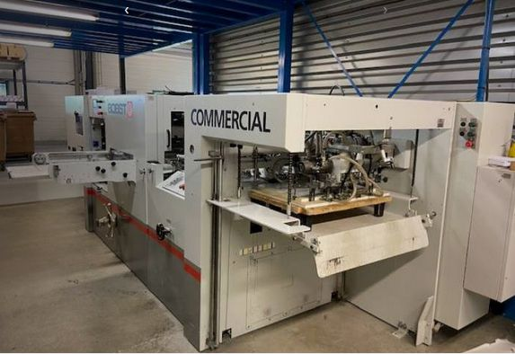 Bobst Commercial 76