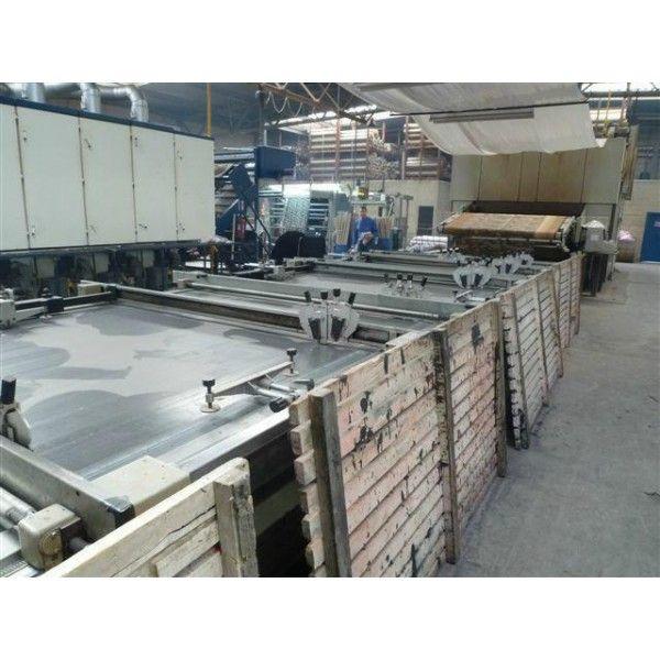 Buser F319.2010 210 Cm Flat Bed Printing Machines
