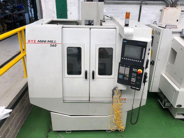 XYZ 560