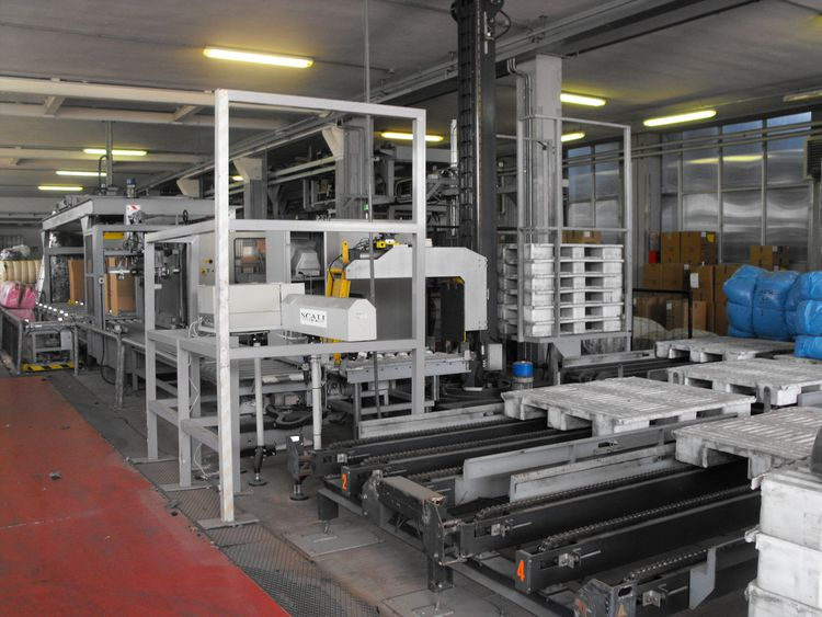 Gualchierani Automation for Packing