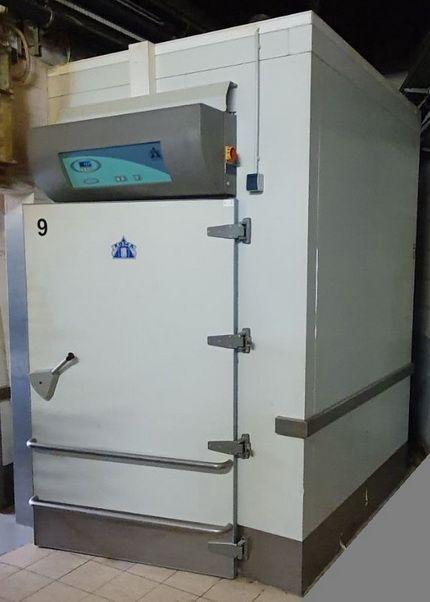 Koma IBF-15.18.27 Shock freezer
